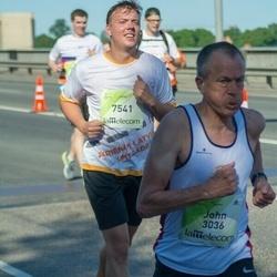 Lattelecom Riga Marathon - John Pitt (3036), Elmārs Kehris (7541)