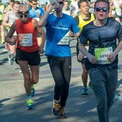 Lattelecom Riga Marathon - Romas Jasinskas (789), Jevgenijs Dmitrijevs (6504), Sandis Mālnieks (6896)