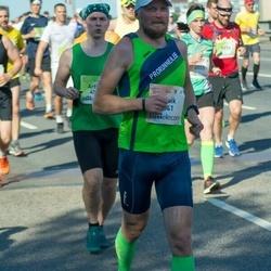 Lattelecom Riga Marathon - Maik Tukk (841)