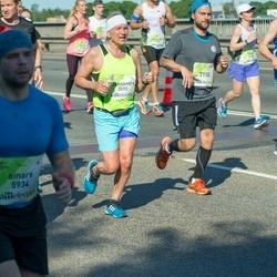 Lattelecom Riga Marathon - Aleksandrs Jakovļevs (3593), Artjoms Sokolovs (7150)