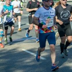 Lattelecom Riga Marathon - Yauhen Krauchanka (2170)