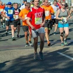Lattelecom Riga Marathon - Markus Van Niekerk (4233)