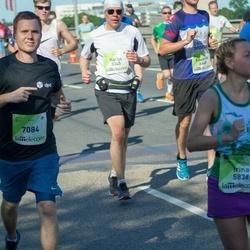 Lattelecom Riga Marathon - Harijs Bokta (3345), Kalvis Druseiks (7084)