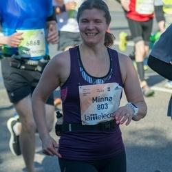 Lattelecom Riga Marathon - Minna Valio (803)