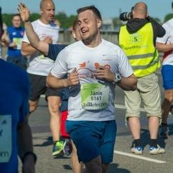 Lattelecom Riga Marathon - Jānis Brokāns (5161)