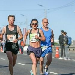 Lattelecom Riga Marathon - Alex Baxter (1327), Tatyana Kuzina (6520)