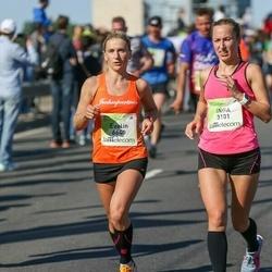 Lattelecom Riga Marathon - Inga Kree (3101), Evelin Terro (6640)