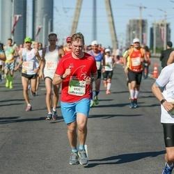 Lattelecom Riga Marathon - Aliaksandr Shakhorski (5931)
