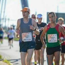 Lattelecom Riga Marathon - Anton Shevchenko (659), Flavio Nunes (1296)