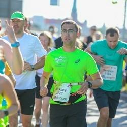 Lattelecom Riga Marathon - Aleksey Novikov (3223)
