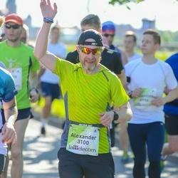 Lattelecom Riga Marathon - Alexander Burdyga (3100)