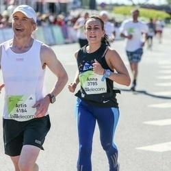 Lattelecom Riga Marathon - Anna Inederkina (3785)
