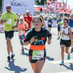 Lattelecom Riga Marathon - Ameli Mazure (7652)