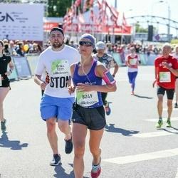 Lattelecom Riga Marathon - Agnese Ozolina (8249)