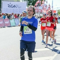 Lattelecom Riga Marathon - Gatis Ošnieks (3419)
