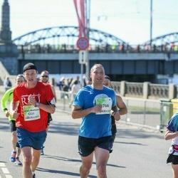 Lattelecom Riga Marathon - Göran Mathias Hasselgren (5331), Ēriks Jansons (6766)