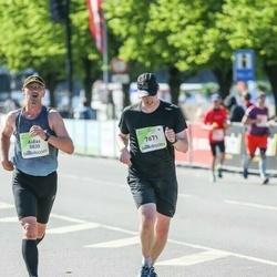 Lattelecom Riga Marathon - Aidas Kavaliauskas (5830), Jacques Van Oorschot (7671)