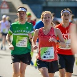 Lattelecom Riga Marathon - Anika Magenheim (4634)