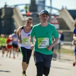 Lattelecom Riga Marathon - Alexey Belousov (5515)