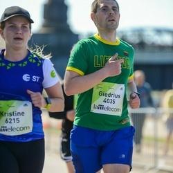 Lattelecom Riga Marathon - Giedrius Karvelis (4035)