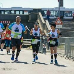 Lattelecom Riga Marathon - Alon Yeger (5677), Manny Shahak (5678)