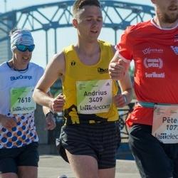 Lattelecom Riga Marathon - Andrius Vaitkevičius (3409)