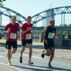 Lattelecom Riga Marathon - Mihkel Annilo (1317), Māris Jansons (7290)