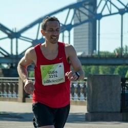 Lattelecom Riga Marathon - Uldis Putniņš (3374)