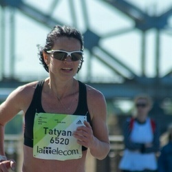 Lattelecom Riga Marathon - Tatyana Kuzina (6520)