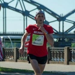 Lattelecom Riga Marathon - Uladzimir Zhurauliou (8169)