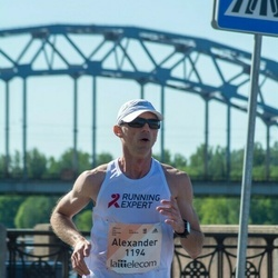 Lattelecom Riga Marathon - Alexander Kubrak (1194)