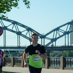 Lattelecom Riga Marathon - Artūrs Kozlovskis (7171)