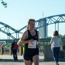 Lattelecom Riga Marathon - Alex Baxter (1327)