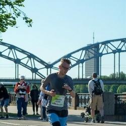Lattelecom Riga Marathon - Jēkabs Roziņš (4250)