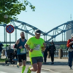 Lattelecom Riga Marathon - Sergey Tatarenko (5626)