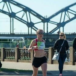 Lattelecom Riga Marathon - Lena Kalashnikova (7667)