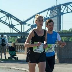 Lattelecom Riga Marathon - Baiba Vekša (6211)