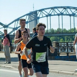 Lattelecom Riga Marathon - Tobias Ernst (3141)