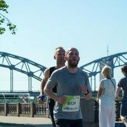 Lattelecom Riga Marathon - Brian Parkinson (8139)