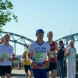 Lattelecom Riga Marathon - Pavel Bradouski (8216)