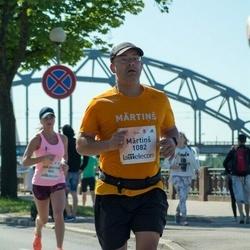 Lattelecom Riga Marathon - Mārtiņš Vilemsons (1082)