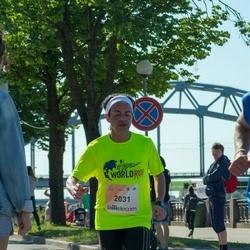 Lattelecom Riga Marathon - Sascha Daniel (2031)