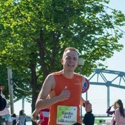 Lattelecom Riga Marathon - Sandis Pētersons (3457)