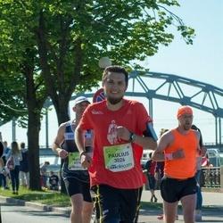 Lattelecom Riga Marathon - Paulius Urbanavicius (3026)