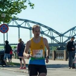Lattelecom Riga Marathon - Kristaps Pilskalns (1970)
