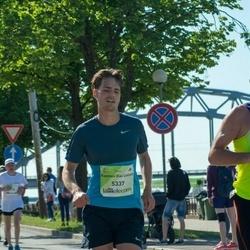 Lattelecom Riga Marathon - Rasmus Olai Collett Humlevik (5337)