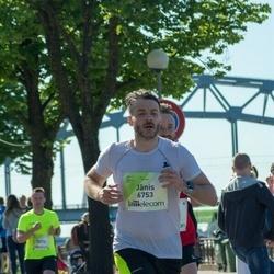 Lattelecom Riga Marathon - Jānis Bunkovskis (6753)