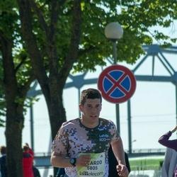 Lattelecom Riga Marathon - Ricardo Rodriguez Cobos (5805)