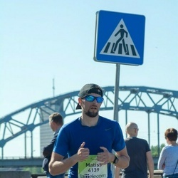 Lattelecom Riga Marathon - Matiss Laurens (4139)