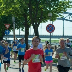 Lattelecom Riga Marathon - Vilhelm Borelius (8121)